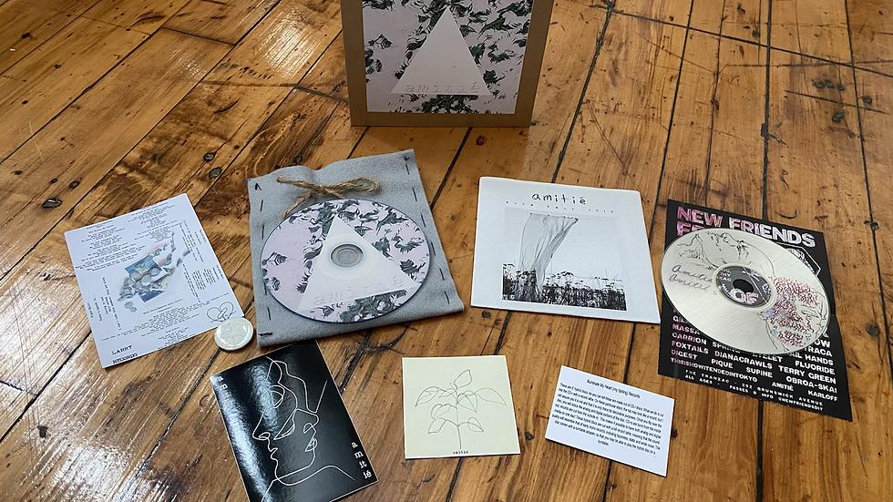 Amitié//Split Collection Box Set