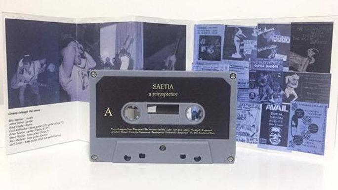 Saetia//A Retrospective Cassette