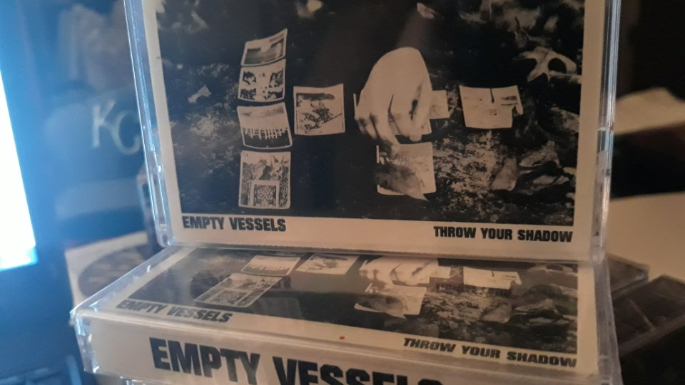 Empty Vessels//Throw Your Shadow Cassette