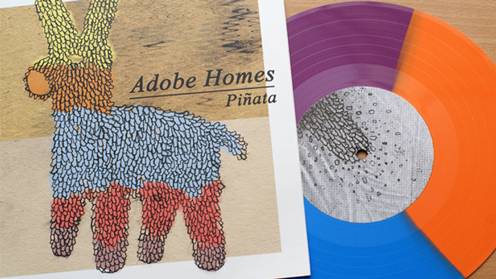 """Adobe Homes//Pinata 9"""""""