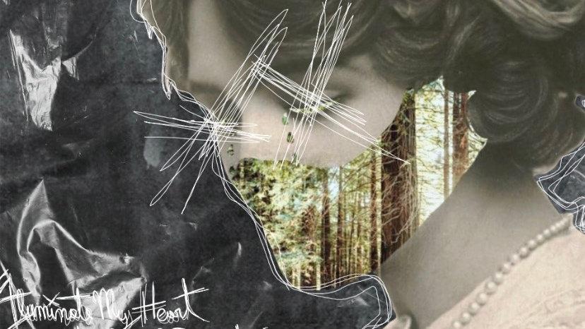 """7"""" Lathe: Illuminate My Heart Records: Emoviolencia, Emoviolencia, Emoviolencia!"""