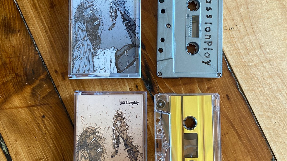 Passionplay//ST cassette