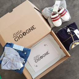 Little Cigogne : box surprise des enfants