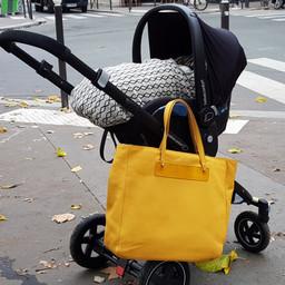 Paullele – maroquinerie de luxe pour maman