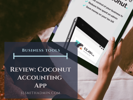 Up Next: Review Coconut Accounting App