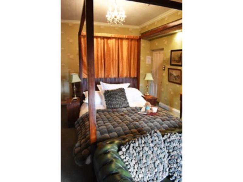 Bedroom in Castle