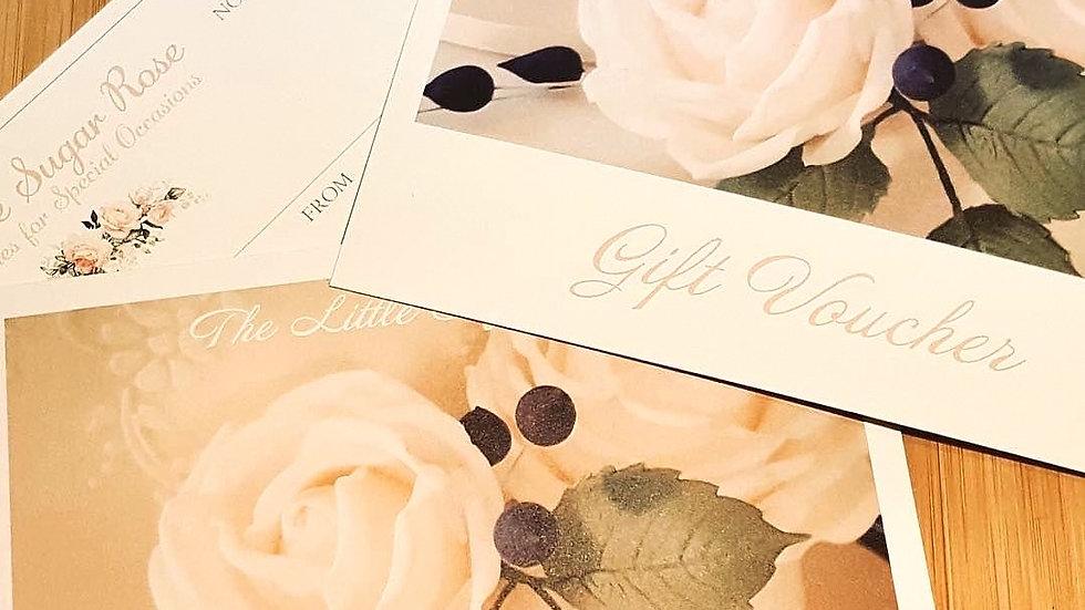 Wedding Gift Vouchers