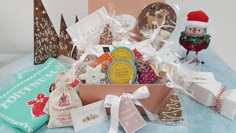 Merrymakers Christmas Hamper