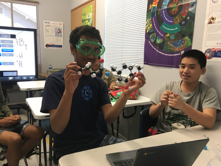 Molecular Geometry: Making Molecules Come Alive