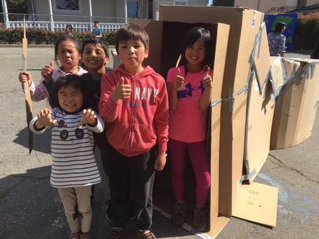 What can you Build with Cardboard?