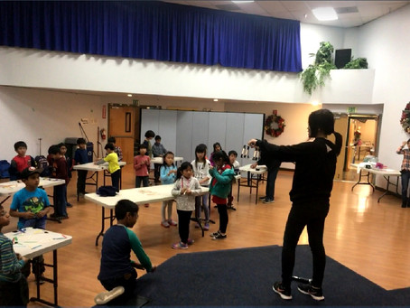 MSJ Robotics Club Students at Olive