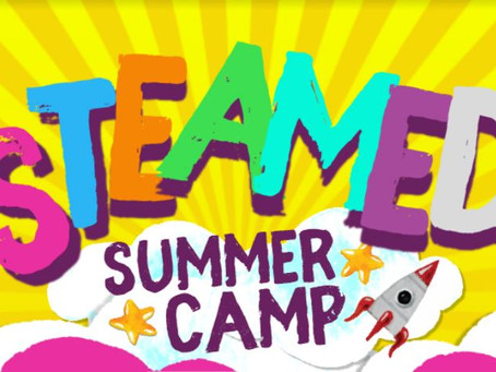 STEAM-ED Summer is Approaching