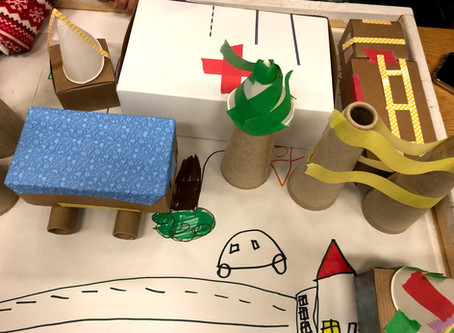Grand Opening: MakerSpace for Preschoolers