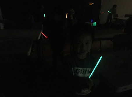 Hands-On Science: Glow Sticks