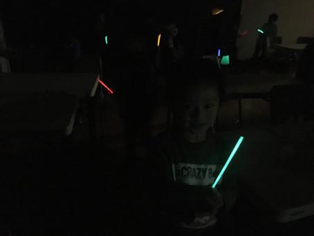 Hands-On Science: Glow Sticks