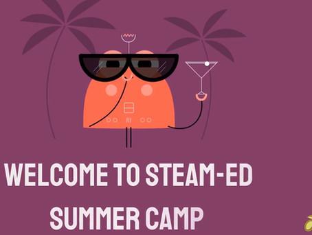 STEAM-ED Summer Camp-Makey Makey