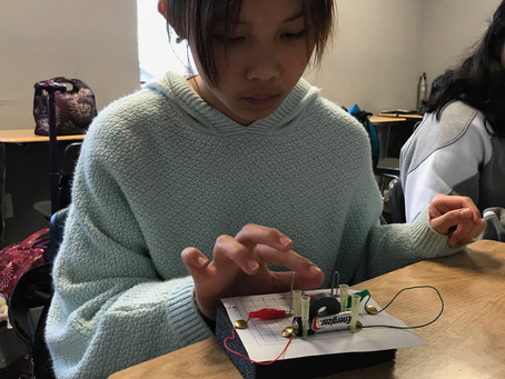 MAKERSPACE- Simple Motor (5th-8th Grade)