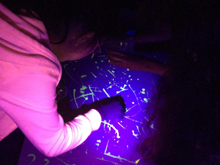 Fun with Fluorescence
