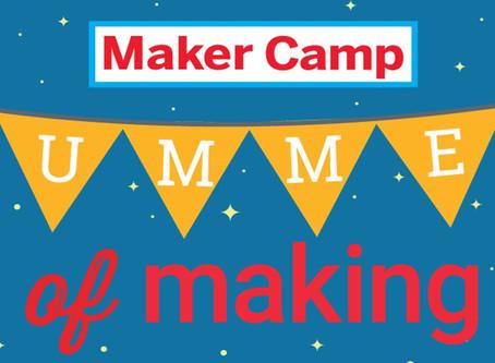 2019 Summer Camp Enrollment Open