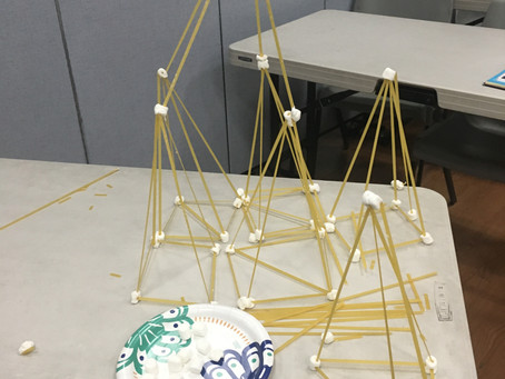 Engineering Design Challenge: Spaghetti Towers