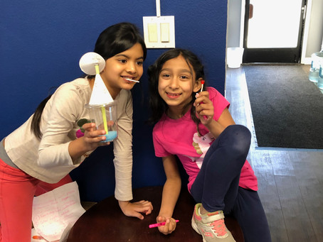MAKERSPACE-Whimsical Wind Vane (3rd-4th Grade)
