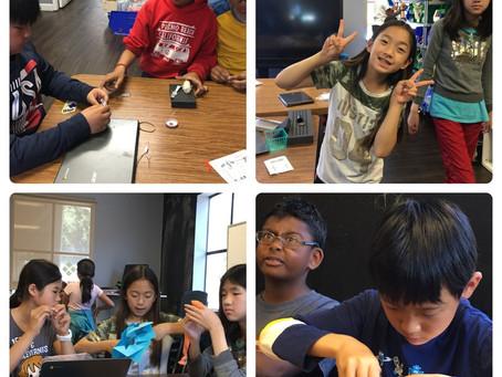 Maker Space Fun