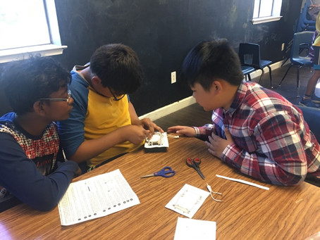 Maker Space Classes for all grades