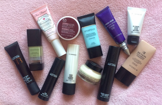 Favorite Primers