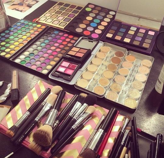 Building Your Freelance Makeup Kit