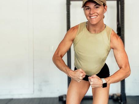 Upper Body Sweat