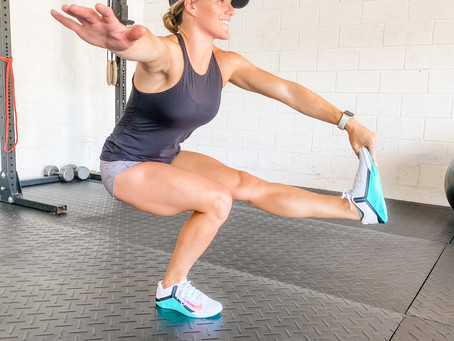No Equipment - Full Body Workout