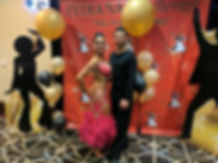 spray tan, ballroom, ballroom dance, ballroom dance competition, dance, cheer, entertainer