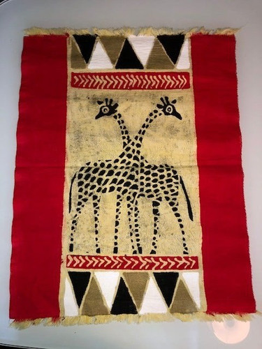 CTCU Ugandan Batik Wall Hanging