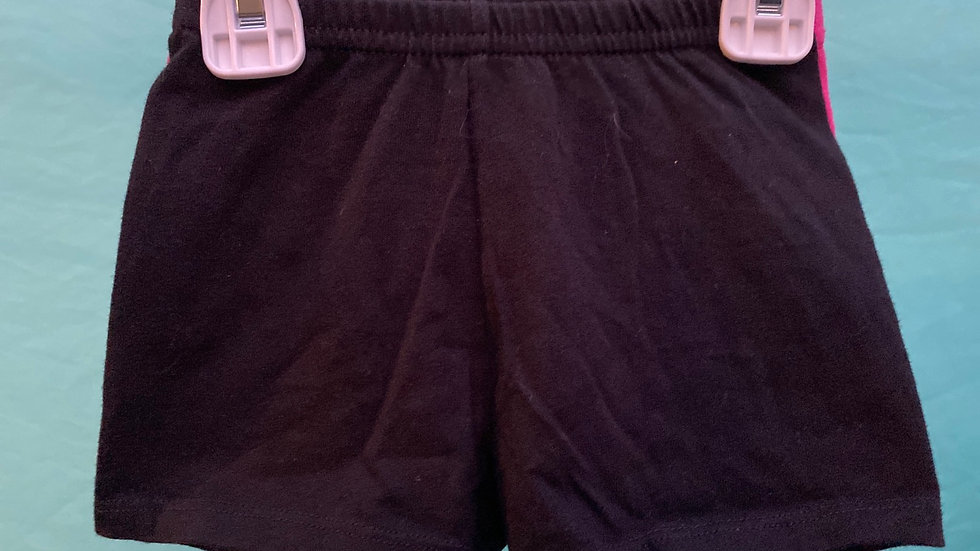 Size 2T, 2 Pair Shorts