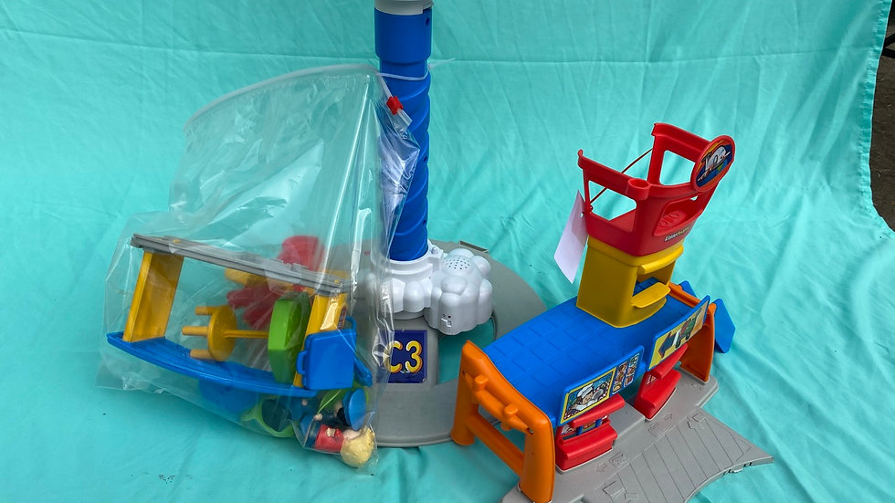 Little People Airport with accessories