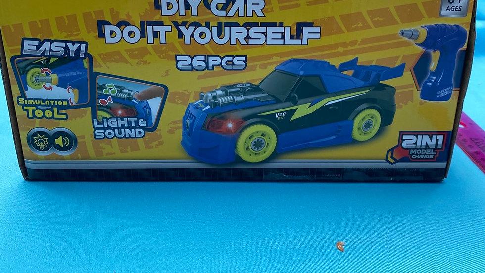 Diy car new in the box