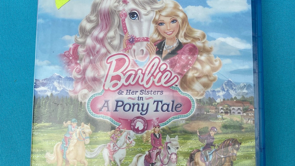 Barbie her sister Blu-ray DVD