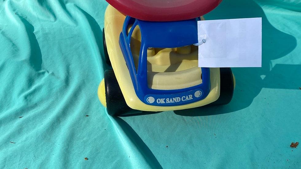 Ok sand car