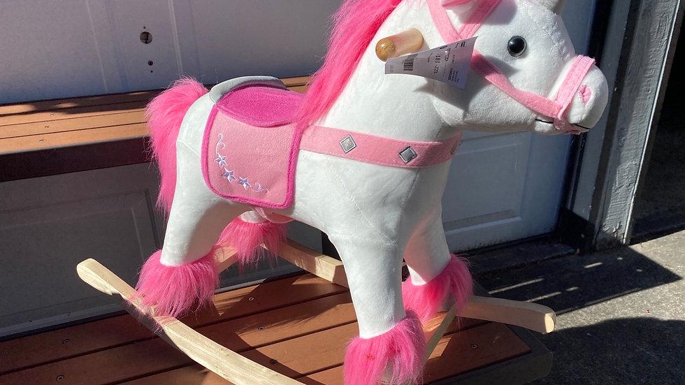 Rockinghorse unicorn