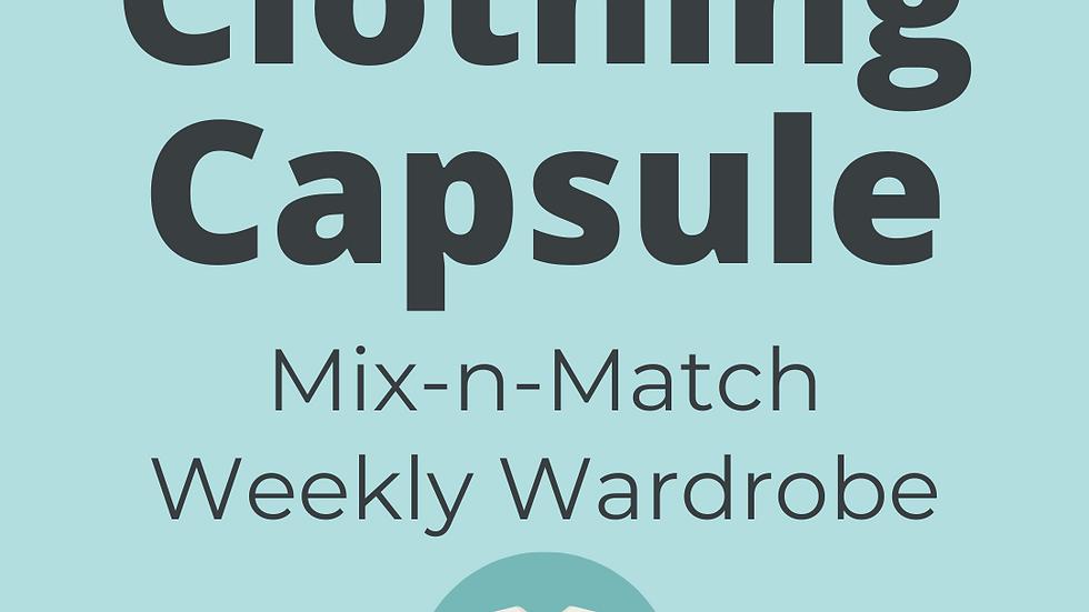 Clothing Capsule Bundle