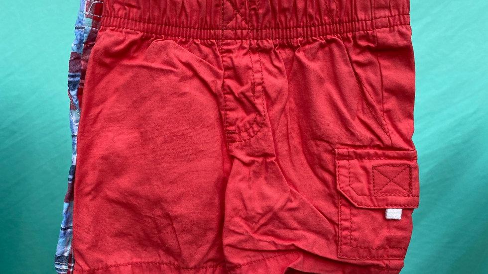 Size 6mo, 2 Pair Shorts