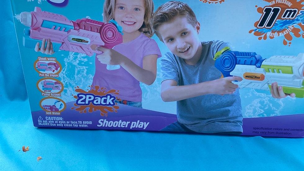 Water guns brand new 2 pack