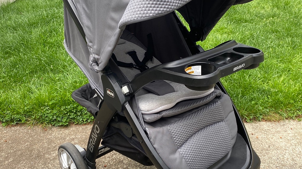 Chicco Bravo LE stroller ($249 retail)