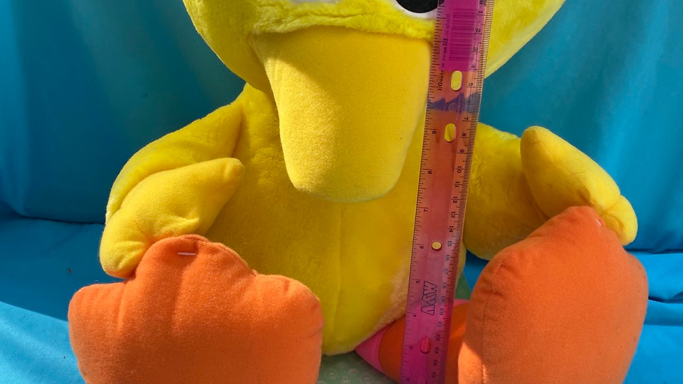 Big stuffed big bird