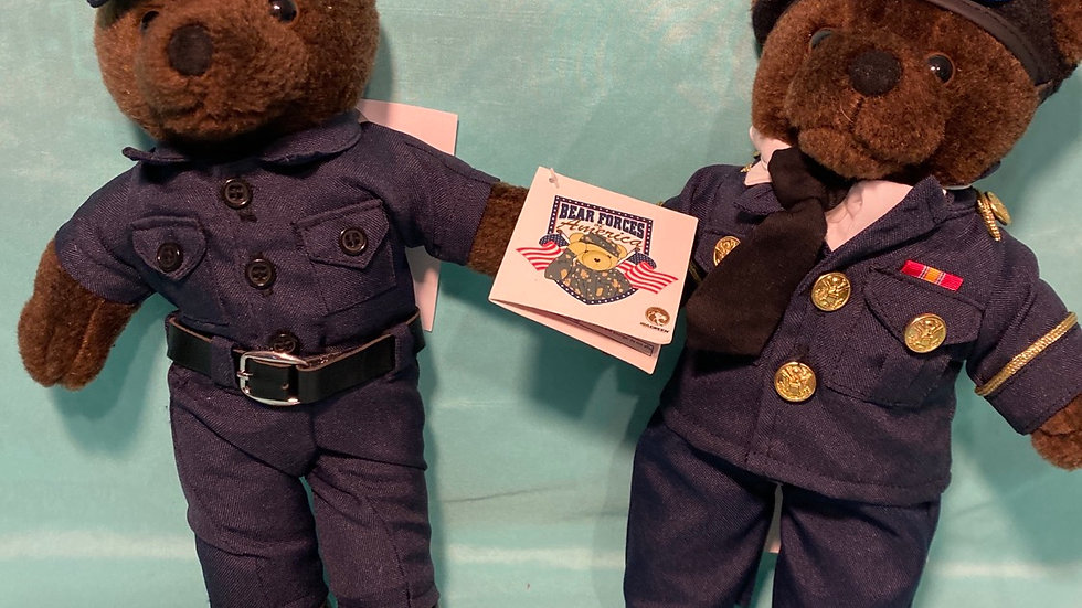 2 Bear forces of America