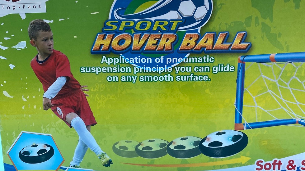 Hover ball with that new in the box