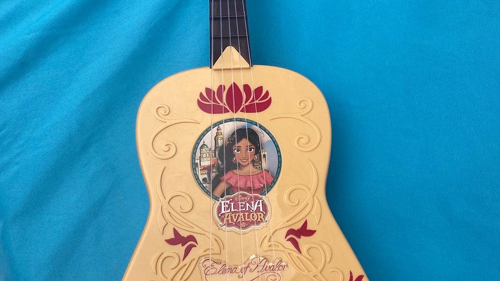 Elena avatar guitar