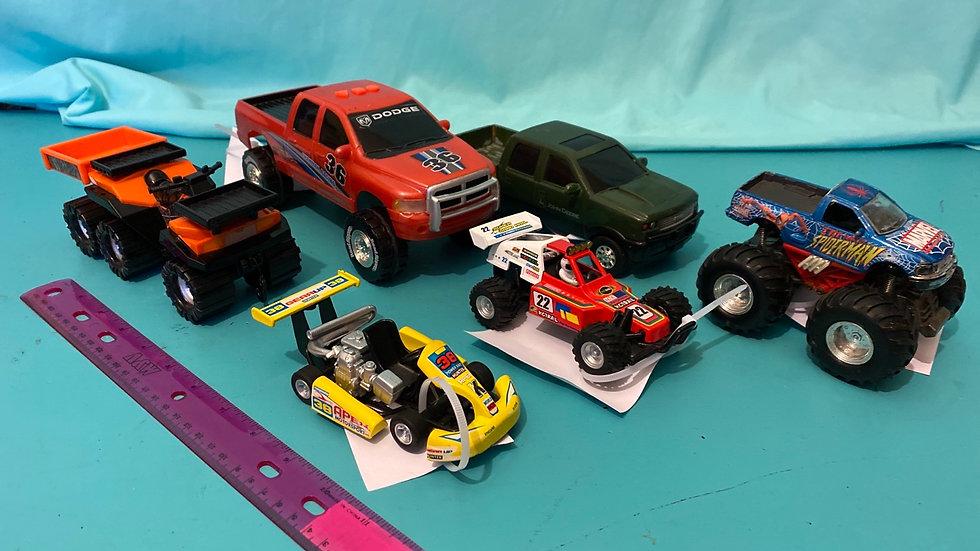 6 Vehicles