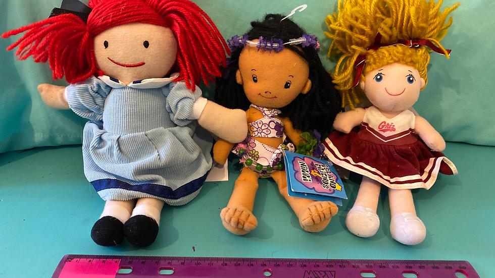 Dolls, 3