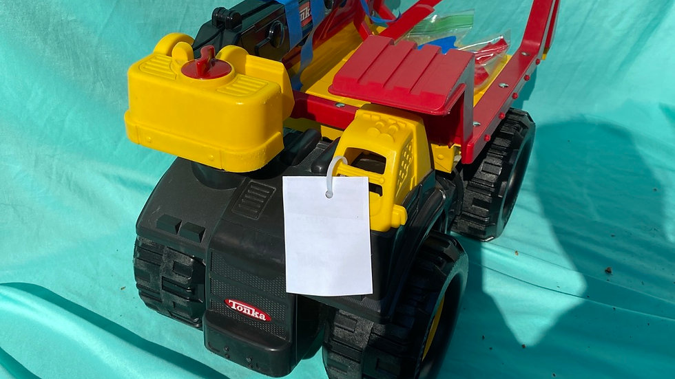 Tonka truck (retired)